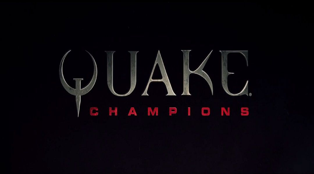 Quake Champions Revealed, PC Only Trailer